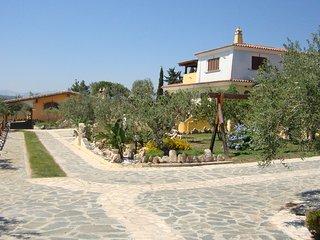 appartamento in villa 'arancio'
