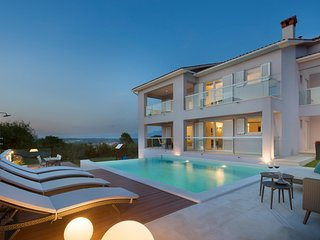 4 bedroom Villa in Labin, Istria, Croatia : ref 5622585