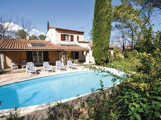 3 bedroom Villa in Fayence, Provence-Alpes-Côte d'Azur, France : ref 5532359