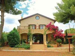 4 bedroom Villa in Zoumperi, Attica, Greece : ref 5535695