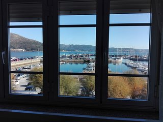Nice apt with sea view