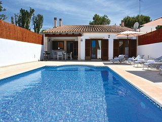 3 bedroom Villa in Cala Pi, Balearic Islands, Spain : ref 5534209