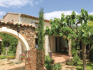 4 bedroom Villa in Vinezac, Auvergne-Rhone-Alpes, France : ref 5534347