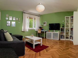 Two bedroom apartment just 15 minutes walk from the city center