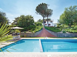 4 bedroom Villa in Poggio delle Ginestre, Latium, Italy : ref 5534385