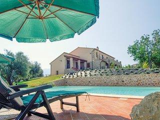 6 bedroom Villa in Poggiolungo, Tuscany, Italy - 5535377