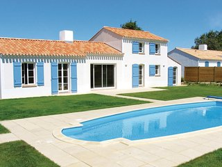 4 bedroom Villa in Saint-Révérend, Pays de la Loire, France : ref 5537337