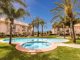 2 bedroom Apartment in Xàbia, Valencia, Spain : ref 5609018