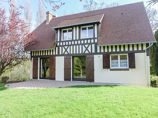 3 bedroom Villa in Villers-sur-Mer, Normandy, France : ref 5532888