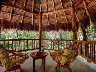 Serene Bungalow Unit. Riviera Maya Unit # 128