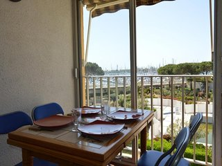 Rental Apartment Cap d'Agde, studio flat, 2 persons