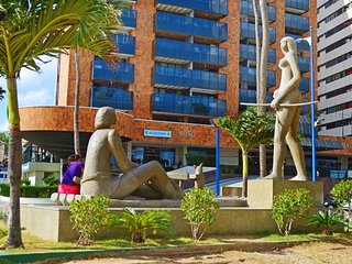 Flat na Beira Mar - 2 Quartos - VIP