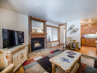 Rustic 1-Bedroom Condo at Hidden Creek near Canyons Village