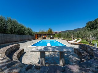 Villa Bionda - Amazing villa with small wooden dependence