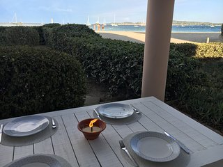Beachfront apartment in Port Grimaud, Cote d'Azur