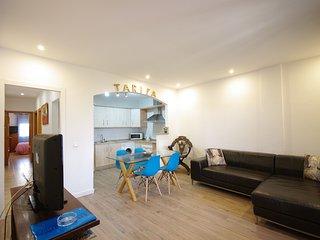 138 - Apartamento a pie de playa en Tarifa