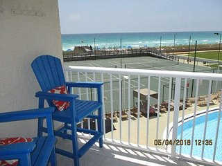 Family Friendly, Home away from Home with fantastic Gulf Views (316)