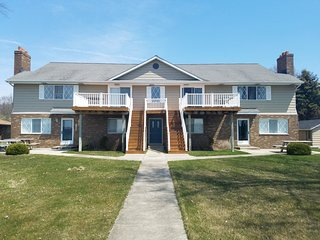 Waterfront Condo on Portage Lake - Unit #1