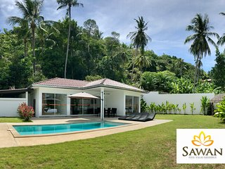 Pool Villa 3 bedrooms in Lamai