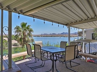 NEW! Lake Havasu Home w/Boat Parking & Lake Views!