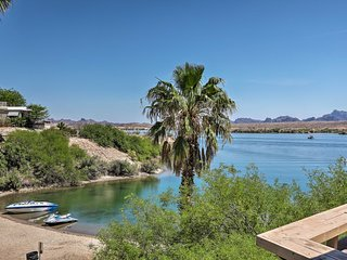 Lake Havasu Home w/ Boat Parking & Lake Views!