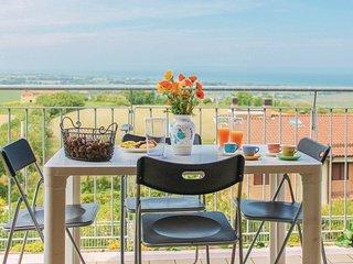 Appartamento elegante con vista mare