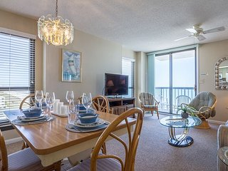 WaterPointe II Wake to Shimmering Sunrise Views From Your End Unit Balcony!