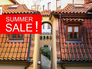 Fairy tale house apartment in historical center - HOT SUMMER DEALS !!!