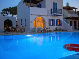 'ANTHEMIS' House in Ornos Beach, Mykonos Island