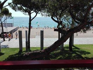 Apartamento en Platja d'Aro en primera linea del mar con vista frontal al mar