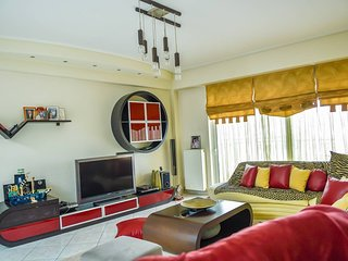 Colorful Apartment with View of Acropolis!