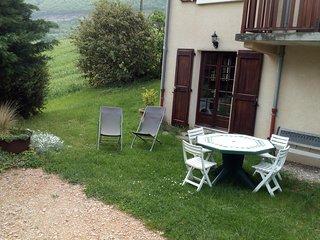 petit appartement en rez de jardin