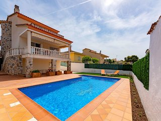 4 bedroom Villa in Segur de Calafell, Catalonia, Spain : ref 5623159