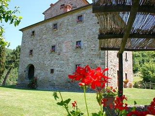 Porcile Villa Sleeps 16 with Pool and WiFi - 5490462