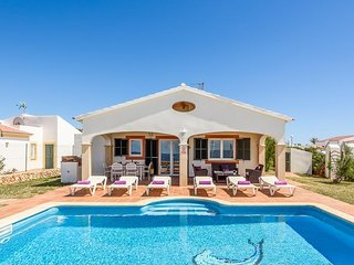 3 bedroom Villa in Cap d'Artrutx, Balearic Islands, Spain : ref 5334765