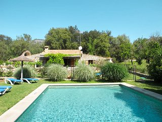4 bedroom Villa in Campanet, Balearic Islands, Spain : ref 5623582