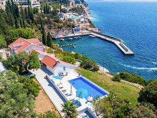 5 bedroom Villa in Poljice, Dubrovacko-Neretvanska Zupanija, Croatia : ref 56231