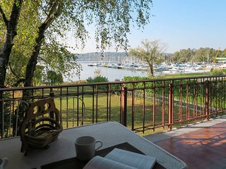 3 bedroom Villa in Sesto Calende, Lombardy, Italy : ref 5486775
