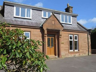Sandstone House | Garden | Parking | Games Room | in Dumfries