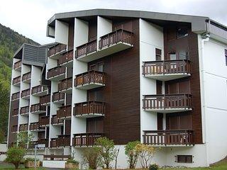 Appartement 35 m2 avec garage pour 4pers au calme proche centre