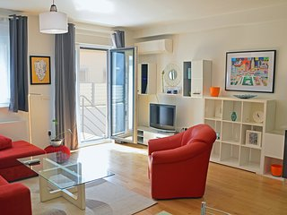 Zagreb apartment- luxury, cosy, quiet area close to the city center