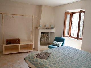 Chambre d'hôte, Chez la Marthe,Ailhon