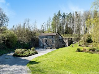 *The Old Lime Kiln, by Dartmoor, nr Lakes/Walk's/Cycle Path/Fishing/Sea*