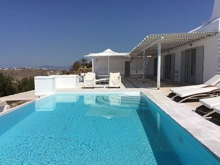 Amazing villa with perfect views