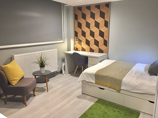 Modern Studio Apartment in City Centre 201