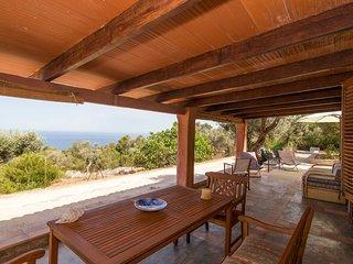 Casa familiar en la montana con vistas  al mar zona Tramuntana (Soller-Deia)