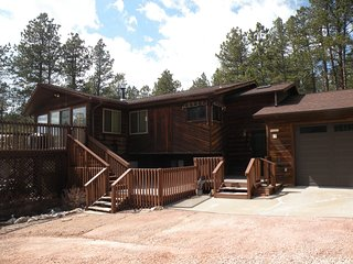 Custer Pines Retreat