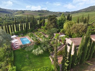 Villa Chianti Italy