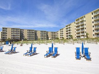 Spectacular Gulf Front 1 BR Condo #109