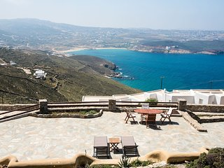 Vilion 1 Extraordinary Villa Overlooking Ftelia w/ Spectacular Views!